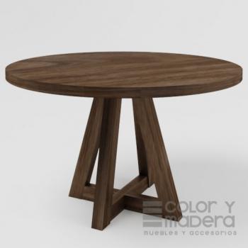 Mesa en Cruz Nogal